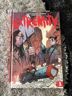 Cross Cult Hardcover Extremity 1