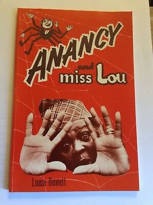 Anancy and Miss Lou by Louise Bennett RARE