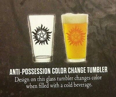 Supernatural Anti-Possession Color Change Glass
