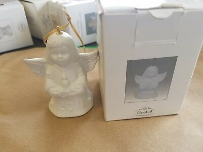 Goebel 2012 Annual Angel Bell White