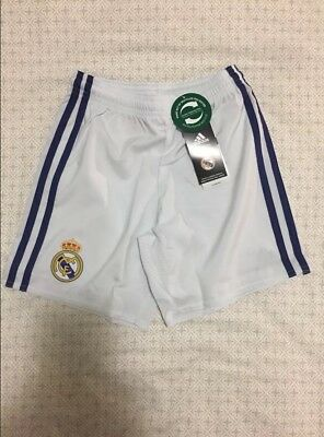 Adidas Kids Shorts XS ( Real Madrid )