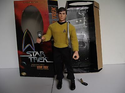 Star Trek TOS 12 inch Ensign Pavel Chekov