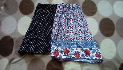 Bundle Of Ladies Party Skirt/shorts.  Size 12. Preowned