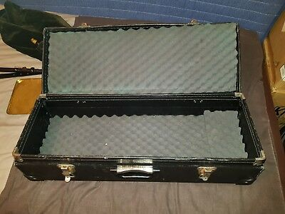 Uilleann Pipes Hubert Kwisthout Half Set In D With Case And Spares Reeds