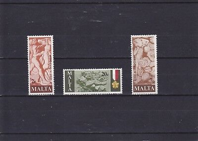 1977 Malta MNH - Maltese Workers