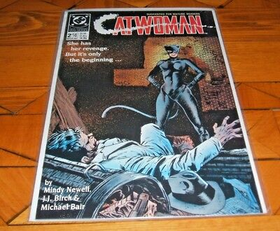 Catwoman #2 of 4(Mar 1989, DC)