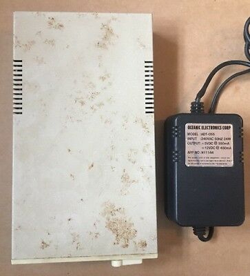 Excelerator Plus Disc Drive For Commodore C64 128 Computer W/ Power Supply