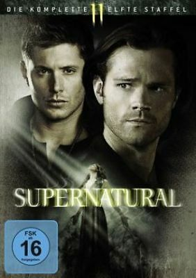 Supernatural. Staffel.11, 6 DVDs