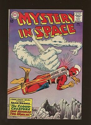 Mystery in Space 81 FN 6.0 (Qualified) *1 Book* Strange,1963,DC,Sci-Fi,Monsters!