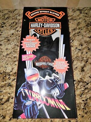 Harley Davidson Kids Sound Effect Gloves