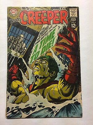 Beware the Creeper #6 Steve Ditko