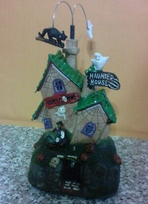 """AVON~HALLOWEEN """"HAUNTED HOUSE~ LIGHTS UP"""" &/OR(Spooky sounds - battery operated)"""
