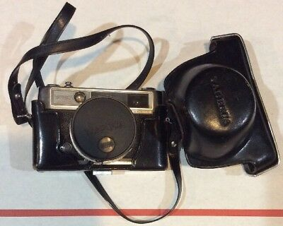 Yashica Lynx-14 With Case