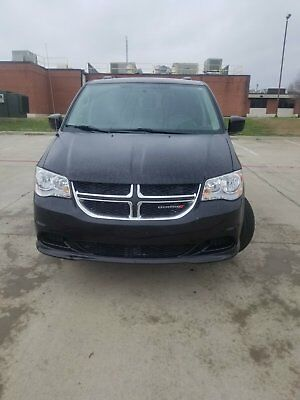 2015 Dodge Caravan SXT 2015 Dodge Grand Caravan SXT Wheelchair NR