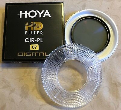 HOYA HD CIR-PL filter - 67mm - UNUSED - ORIGINAL BOX