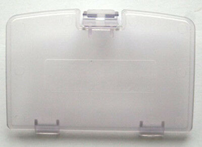 New Clear Purple Game Boy Color Replacement Battery Cover Lid Door For System