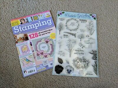 Creative Stamping Issue 37 and free gift