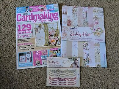 Cardmaking & Papercraft Issue 179 and Free Gift