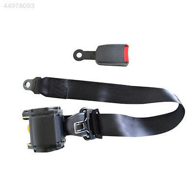 Universal Auto Car Vehicle Automatic Roll Safety Front Seat Belt Three Point