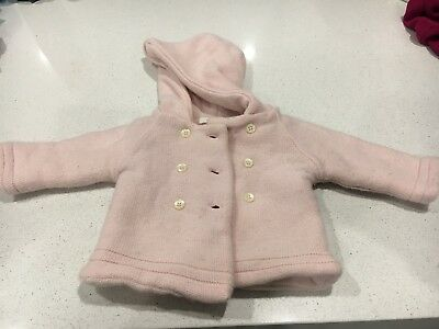 Country Road Baby Girls Hooded Jacket