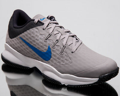 premium selection cff49 04b90 Nike Air Zoom Ultra HC Men New Atmosphere Grey Blue Tennis Shoes 845007-049