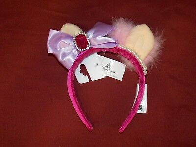 Disney Parks Exclusive 2018 Muppets Miss Piggy Its All About Moi Ear Headband