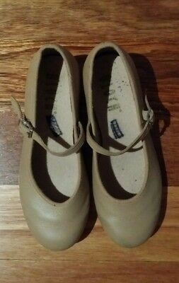 Girls Bloch tap shoes size 4