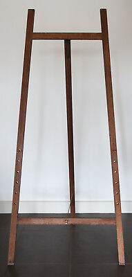 Artists Easel Wood T Style Light Weight