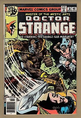 Doctor Strange #31 (Oct, 1978) Guest-Starring Namor Alan Weiss Cover 9.4 NM