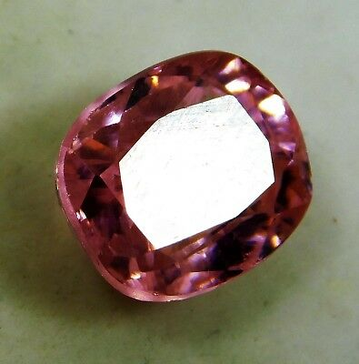 Natural 9.30 Ct. Untreated Cushion Cut Kunzite Loose Gemstone. 7050 AQ