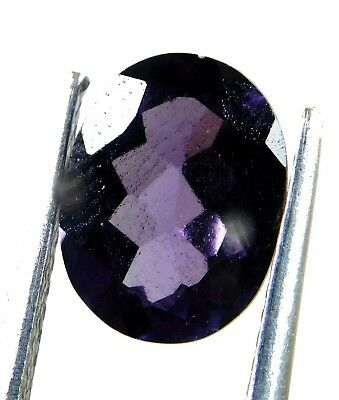 Natural 2.95 Ct Beautiful Color Changing ALEXANDRITE Loose Gemstone. 7552 AQ