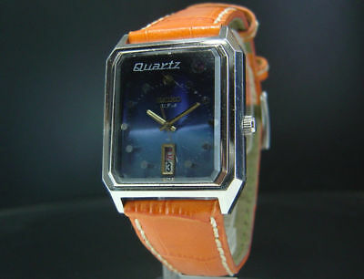 Vintage Seiko V.F.A. Quartz 1973 LED Flash Light Men's Watch 3923 VFA Very Rare