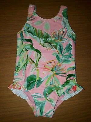 Next Baby Girls Swimsuit, 6-9 Months *New*