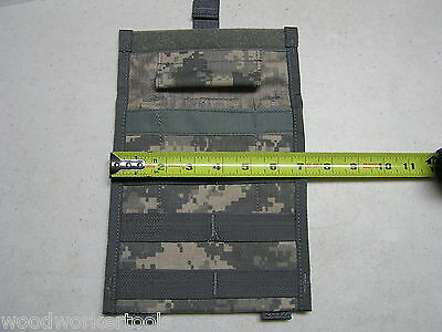 New U.S. Army ACU Admin Utility Map Pouch MOLLE II 8465015382040 Universal Pouch