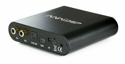 miniDSP 2x4 HD Boxed USB DAC Digital Signal Processor