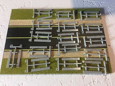 Herpa 1:500 Airport Construction Fences