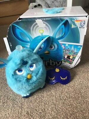 Furby Connect Interactive Electronic Pet Toy - Blue
