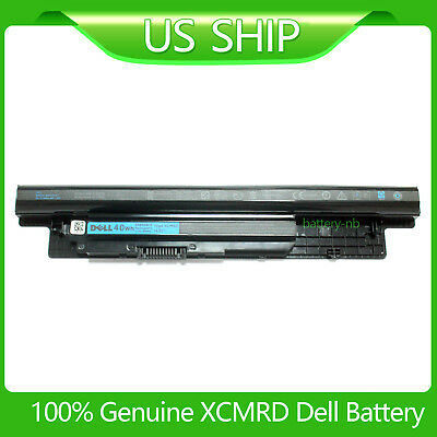 OEM Genuine 40Wh MR90Y XCMRD Battery for Dell Inspiron 3421 3437 3521 3537 3542