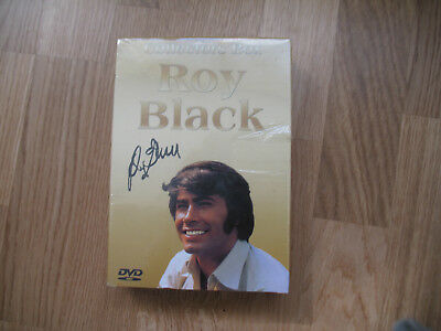 Roy Black DVD Collectors Box Neu in Originalverpackung