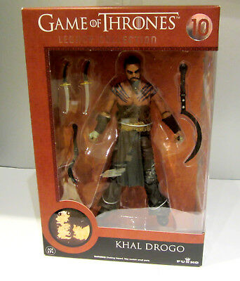 GoT Game of Thrones KHAL DROGO Funky legacy collection gentle giant MISB OVP NEU