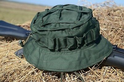 Original Russian M45, Boonie hat Scout OD Green, Olive Color Cap, New