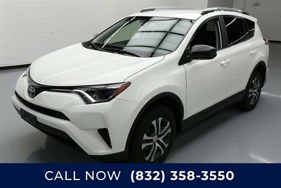 Toyota RAV4 LE Texas Direct Auto 2017 LE Used 2.5L I4 16V Automatic FWD SUV