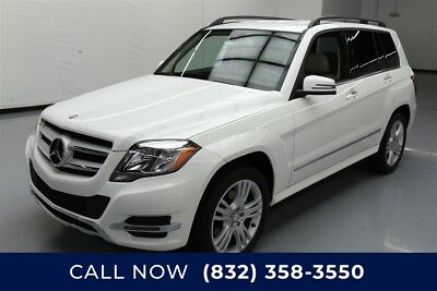 Mercedes-Benz GLK-Class GLK 350 Texas Direct Auto 2015 GLK 350 Used 3.5L V6 24V Automatic RWD SUV Premium
