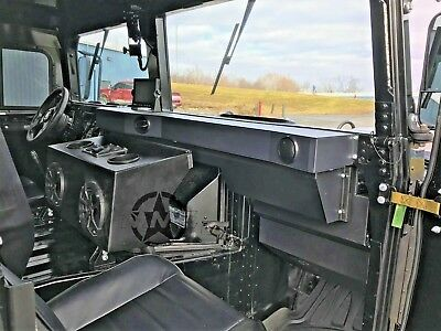 Humvee/HMMWV Compact Custom Air Conditioning & Heat System