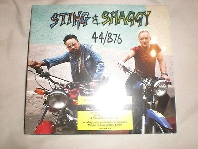 sting & shaggy 44/876 cd neuf sous bliser