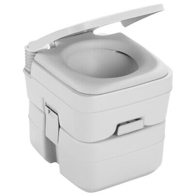 Dometic 965 MSD Portable Toilet 5.0 Gallon Platinum 311196506