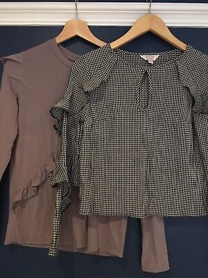 Miss Selfridge Topshop Top Bundle Size 8 Petite Bundle