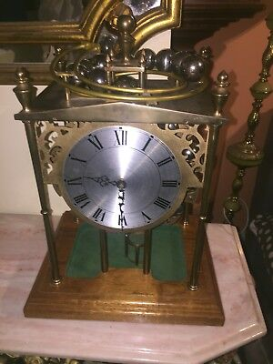 Extreme Rare Earliest Twaites & Reed Sperical Weight Ball Mistery Clock. C1960!