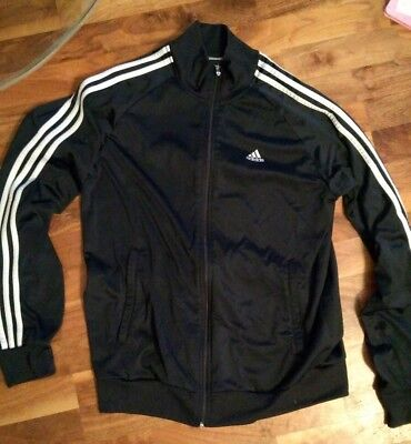 ADIDAS ORIGINAL Jacke Trainingsjacke Gr. M wie Neu old school Retro climalite