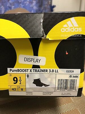 af44aa7038329 NEW ADIDAS PUREBOOST X TR 3.0 LL Cross Trainer Womens Size 6 Shoes ...
